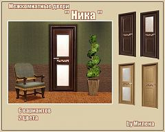 Sims 3 door, buils, set