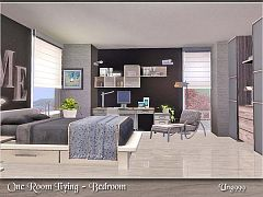 Sims 3 living, livingroom, furniture, set, bedroom