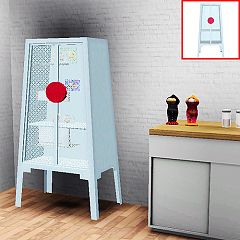 Sims 3 fridge, objects, decor, sims3