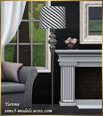Sims 3 light, lamp, lighting, furniture, set