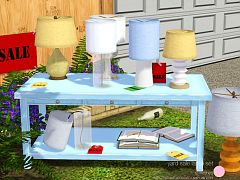 Sims 3 lamps, lighting, objects, sims3