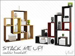 Sims 3 shelf, objects, bookshelf