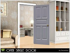 Sims 3 doors, build, objects, sims3
