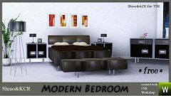 Sims 3 bed, bedroom, furniture, sims, room