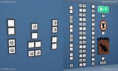Sims 3 switches, sockets, objects, build, sims3