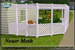 Sims 3 fence, build, set