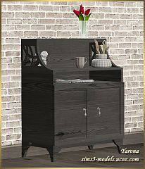 Sims 3 dresser, furniture, objects, decor