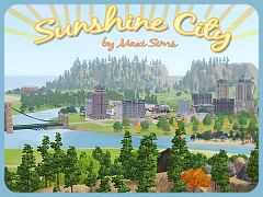 Sims 3 residential, lot, buildings, town, sims3