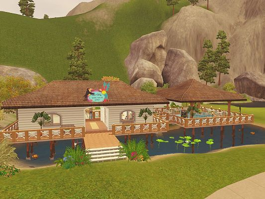 Sims 3 community, lot, resort, sims3