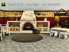 Sims 3 living, livingroom, furniture, set, dining