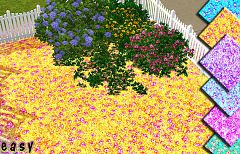 Sims 3 flowers, objects, plants