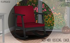 Sims 3 chair, furniture, objects, decor