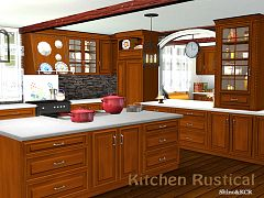 Sims 3 kitchen, furniture, objects, decor