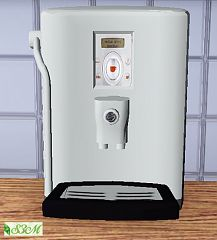 Sims 3 object, cofee maker, electronic