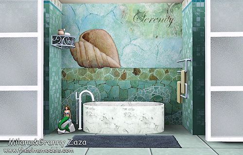 Sims 3 walls, decor, objects, sims3