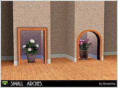 Sims 3 arches, build