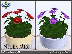 Sims 3 flowers, decor, plant