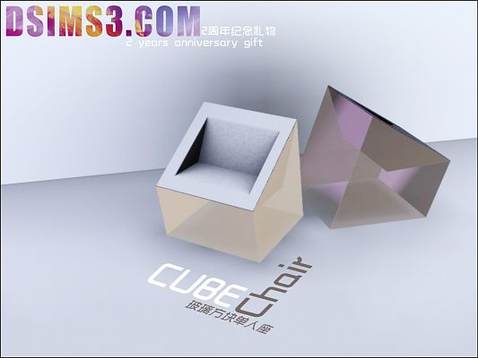 Sims 3 furniture, decor, chair, sims3