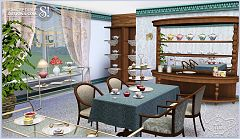 Sims 3 living, livingroom, furniture, set, decor