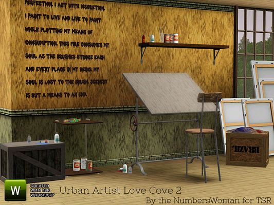 Sims 3 objects, decor, furniture