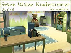 Sims 3 nursery, kids, room, furniture