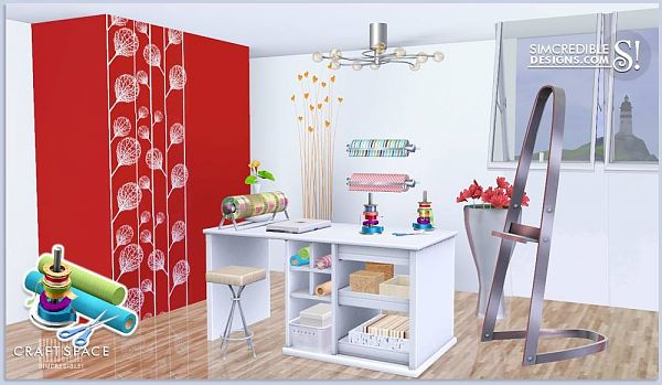 Sims 3 decor, object, set, furniture