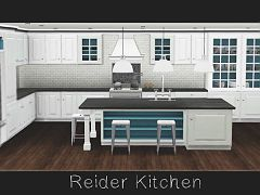 Sims 3 kitchen, appliances, objects