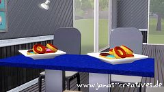 Sims 3 donuts, objects