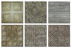 Sims 3 patterns, floors