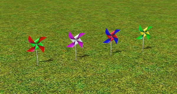 Sims 3 objects