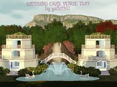Sims 3 lot, community, venue