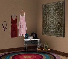 Sims 3 decor, objects, set