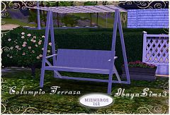 Sims 3 furniture, outdoor, objects