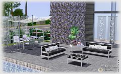 Sims 3 dinning,outdoor , furniture, objects