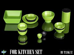 Sims 3 decor, objects, pot