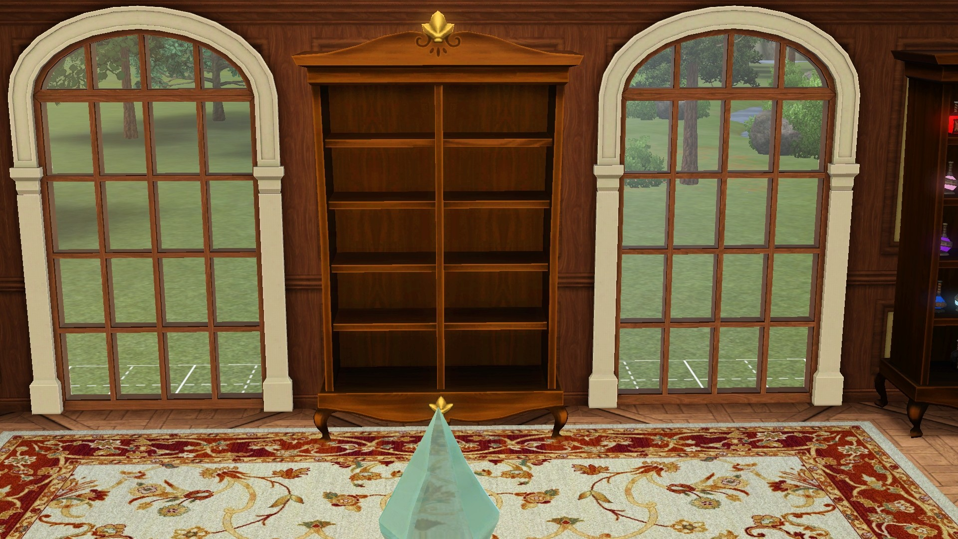 Very Impressive portraiture of Sims 3 Updates Mod The Sims: Princess Cordelia Display Shelves by  with #361909 color and 1920x1080 pixels