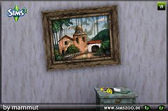Sims 3 poster, pictures, paintings
