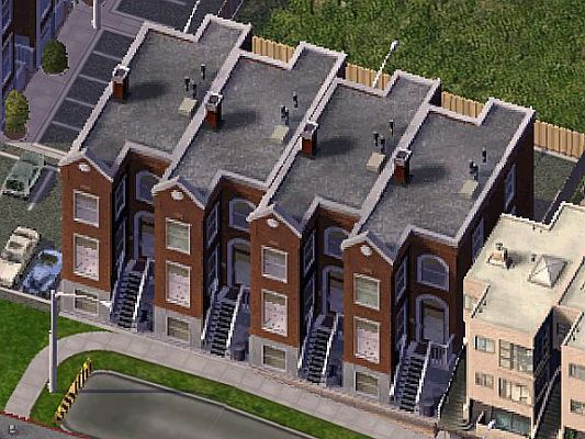 Sims 3 apartment, house, lot
