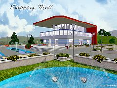 Sims 3 center, community, lot