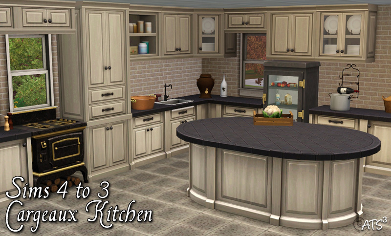 Around the Sims 4  Custom Content Download  Objects