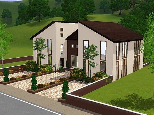 Creating a home all about the sims 3 for Classic house sims 3