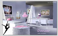 Sims 3 bedroom, bed, furniture, set, objects