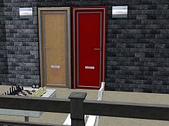 Sims 3 door, build, object