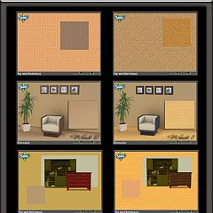 Sims 3 pattern, patterns, texture, roof, terrain paints
