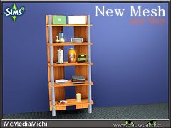 Sims 3 objects, furniture, decor, decoration, rack