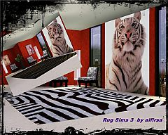 Sims 3 rug, buy, miscellaneous