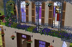 Sims 3 windows, build, arhitecture, set, stairs
