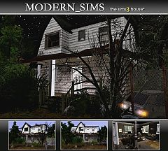 Sims 3 house, building, residencial