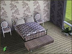 Sims 3 furniture, objects, bed, bedroom