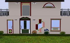 Sims 3 build, doors, windows, set, object